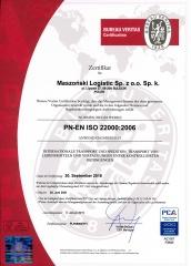 PL-EN ISO 22000:2006